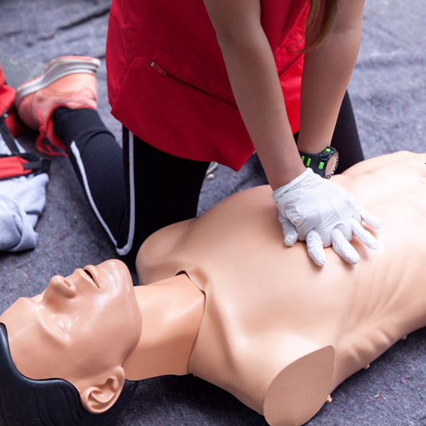 First Aid Training with Minerva Books